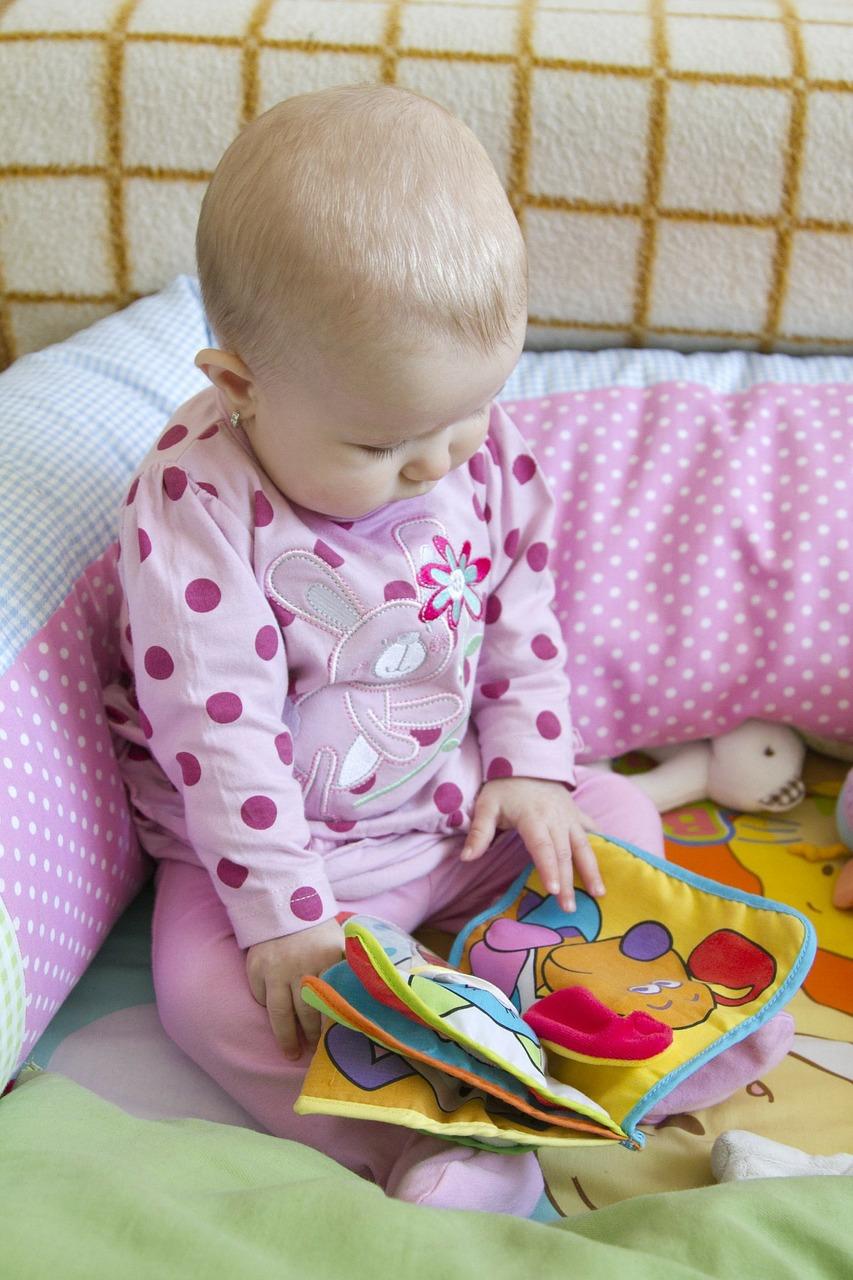 ¿Cuándo debería tomar estimulación temprana mi bebé?