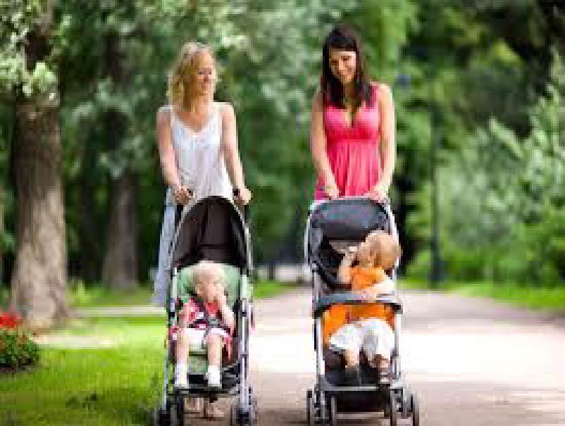 Beneficios del paseo diario para tu bebé