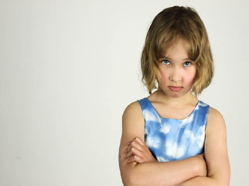 Mi niño se enoja todo el tiempo Qué hago?