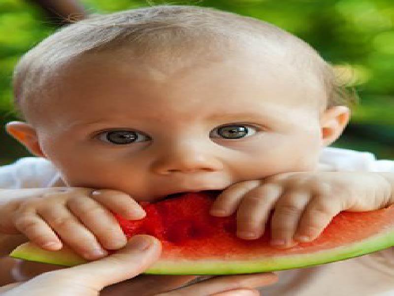 Consejos para las primeras comidas de tu bebé